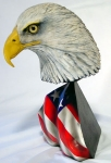 Bald Eagle Head 3